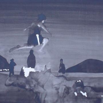 La Noche de San Juan/ Ink 44x59cm